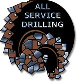 All Service Drilling logo